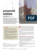 A Guide to Peripheral Edema