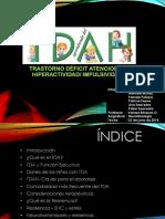 DISERTACION NEURO TDAH.pptx