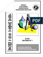 B1001_Matematik 1_UNIT0.doc