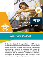 INDUCCION INSTRUCTORES