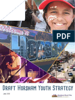 Horsham Draft Youth Strategy