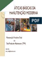 PRÁTICAS BÁSICAS DA MANUTENÇÃO MODERNA.pdf