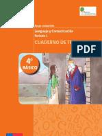 4_ Básico - Cuaderno de Trabajo Lenguaje y Comunicación