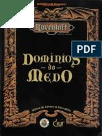 Ravenloft AD&D - Domínios do Medo