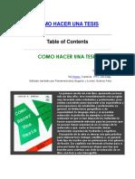 Como hacer una tesis - Sabino.pdf