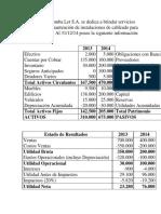 Prueba 2017 Finanzas