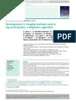 Los avances en los métodos de imagen utilizados en la cadera artroplastia - Un algoritmo de diagnóstico