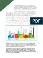 Quimica ,Materia y Masa