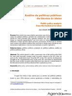 CAPELLA  Análise de Políticas Públicas da técnica às ideias.pdf