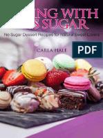 Baking with Less Sugar No Sugar Dessert Recipes for Natural Sweet Lovers.epub