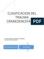 CLASIFICACION DEL TRAUMA CRANEOENCEFÁLICO.pptx