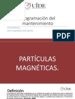 Ensayos END - Partículas Magnéticas