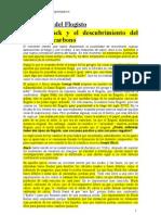 Quimica II - Trabajo Nº 7 (Derrota del flogisto)
