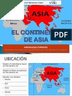 El Continente de Asia
