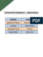 API 1 Derecho Procesal Penal
