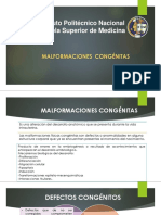 Malformaciones de La Lengua. ESM. IPN. 8CM78.