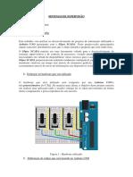 Sistemas de Supervisão - Projeto