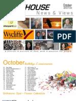 Newsletter Oct '10