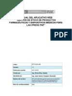 Manual Usuario Gestion Productos Farmaceuticos