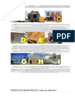 categoria estructura predominante