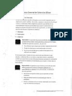 Panorama General de Seleccion Eficaz
