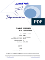 Dynamic WT9 Flight Manual