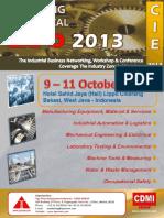 Form Brosur Cie (Oct 2013)