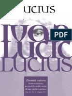 Lucius, sv. 22 (2017.)