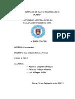 68335568 Ensayo Cbr Informe