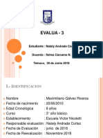 EVALUA - 3