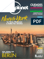 @Kioskonet Lonely Planet Traveller España – Mayo 2018