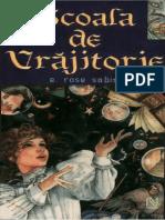 Sabin - Școala de vrăjitorie