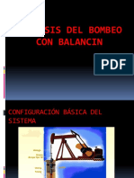 Analisis Bombeo Con Balancin Modificado