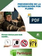 Prevención de La Intoxicación Por Plomo