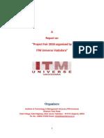 Project Fair 2018 Report_ITMU_095