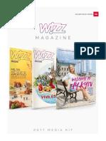 Wizz Media Kit 2017