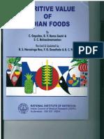 Nutritive values -Indian food.pdf