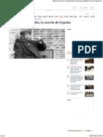 Benito Pérez Galdós, La Novela de España