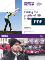 Raising the Profle of IBD