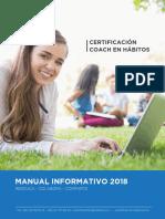 Brochure Certificación 2018