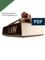 Γενικό Ενοχικό Δίκαιο
