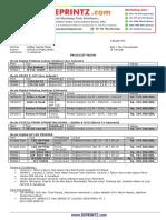 Daftar Harga Mesin Digital Printing 200917