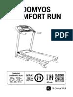 2 Fr Comfort Run