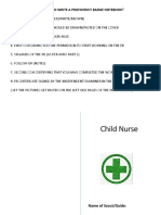 Child Nurse