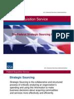 Federal Strategic Sourcing_presentation