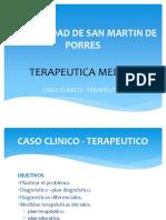 Caso Clinico - Terapeutico Enfermedad Ulcera Peptica Def Final