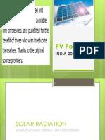 Solar PV System Bharath