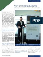 Compliance Manager - Campusforum Nr.66 Nordakademie