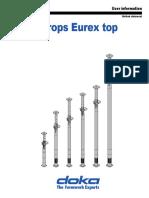 Eurex Top 20-550