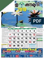 Malayalam calender 2018 .pdf